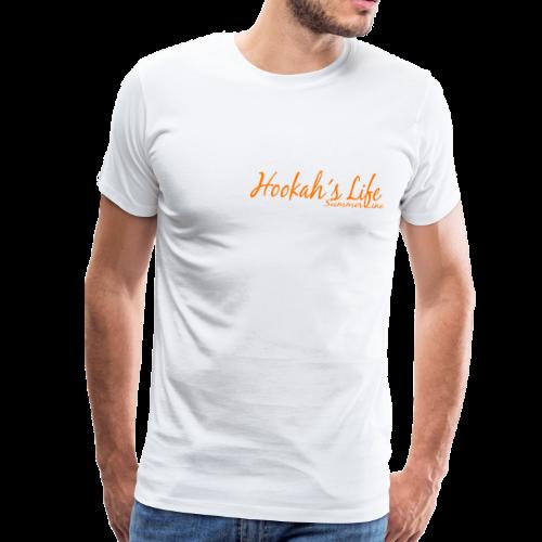 Exklusiv Summer Line #1 - Männer Premium T-Shirt