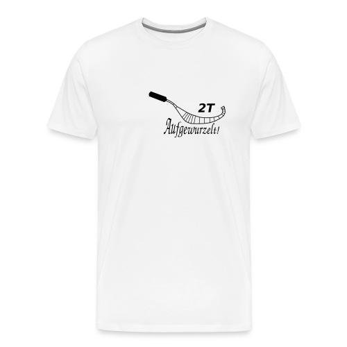 Auspuff 8 - Männer Premium T-Shirt