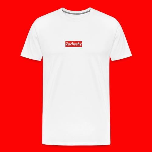Zachechy RED - Männer Premium T-Shirt