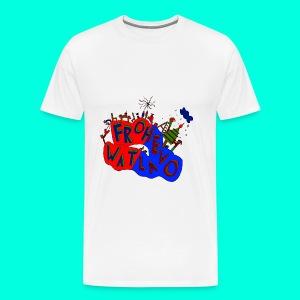 Frohe Watlavo - Männer Premium T-Shirt