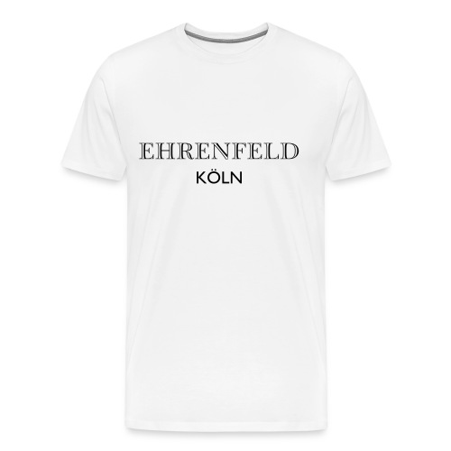 Kölner Veedel Kollektion - Ehrenfeld - Männer Premium T-Shirt