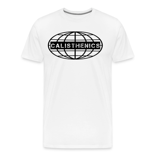 Calisthenics worldwide - Männer Premium T-Shirt