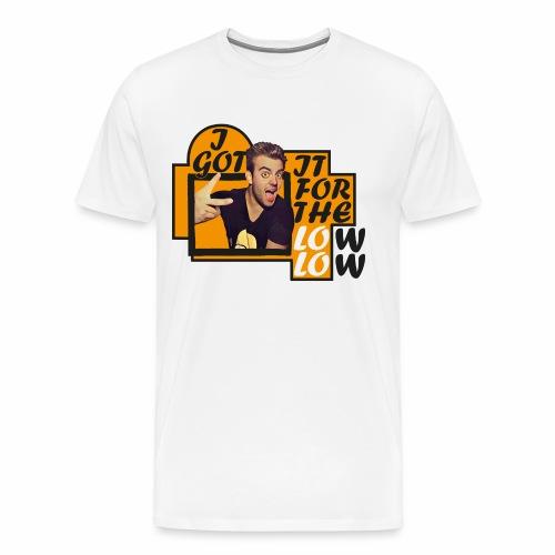 LOW1 - Maglietta Premium da uomo