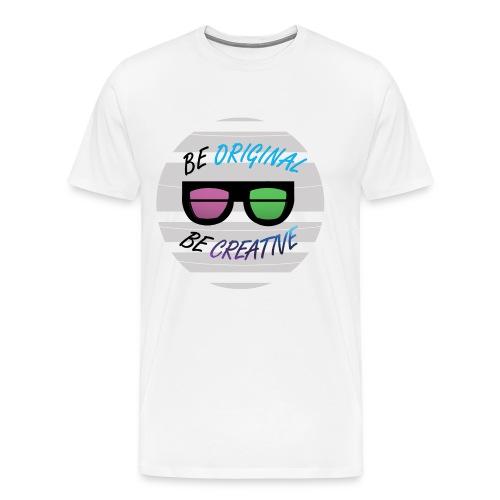 Se original, se creativo! - Camiseta premium hombre