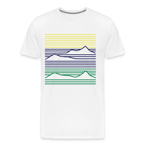 RUCATURA - Camiseta premium hombre