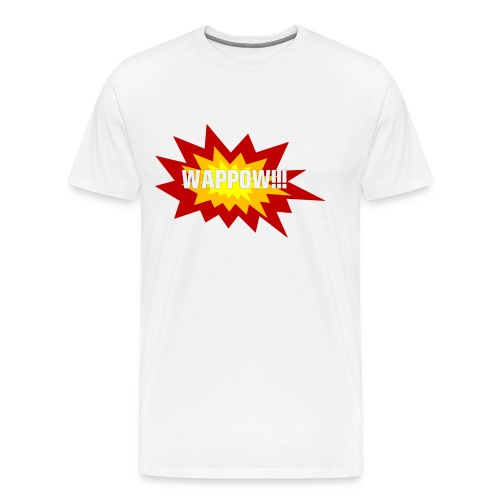 Wappow - Men's Premium T-Shirt