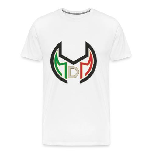 Logo MdM png senza sfondo - Maglietta Premium da uomo