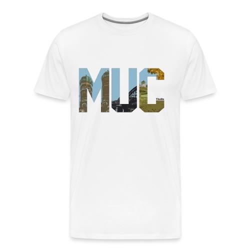 The MUC - Männer Premium T-Shirt