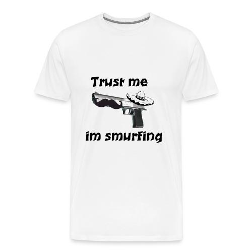 Design 5 - Männer Premium T-Shirt