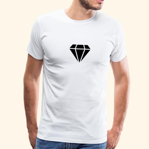diamante - Camiseta premium hombre