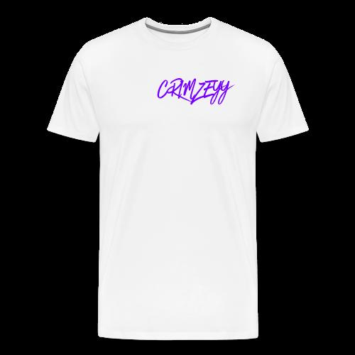 Brush Crimzeyy - Men's Premium T-Shirt