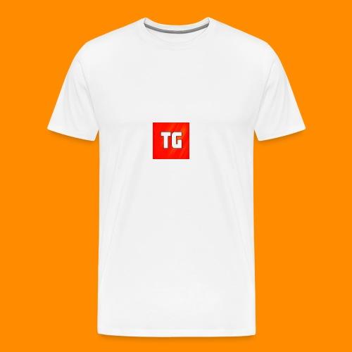 Telefoon hoesje Galaxy S3 - Mannen Premium T-shirt