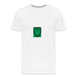 Ireland always in my heart - Men's Premium T-Shirt