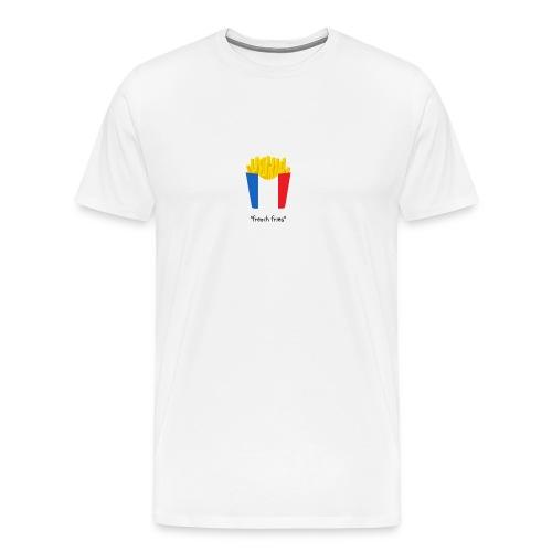 frites2 - T-shirt Premium Homme