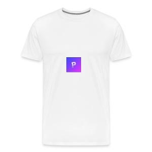 power logo - Men's Premium T-Shirt