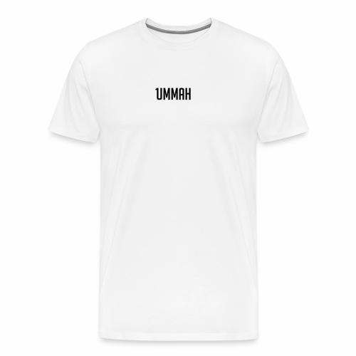 1ummah BLK - Männer Premium T-Shirt