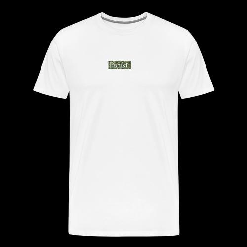 Punkt. - Männer Premium T-Shirt