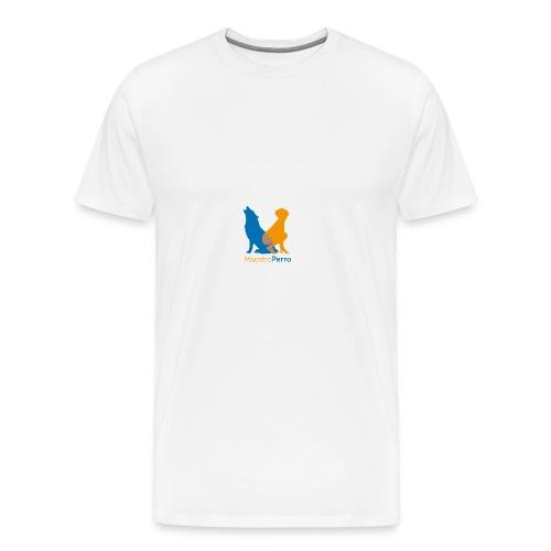 Camiseta Maestro Perro - Camiseta premium hombre