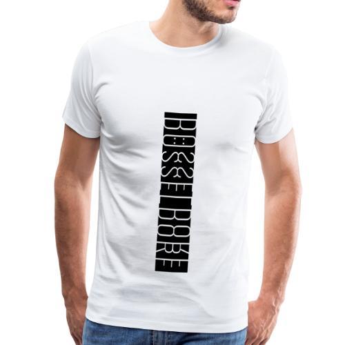 Düsseldorf 1.0 - Männer Premium T-Shirt