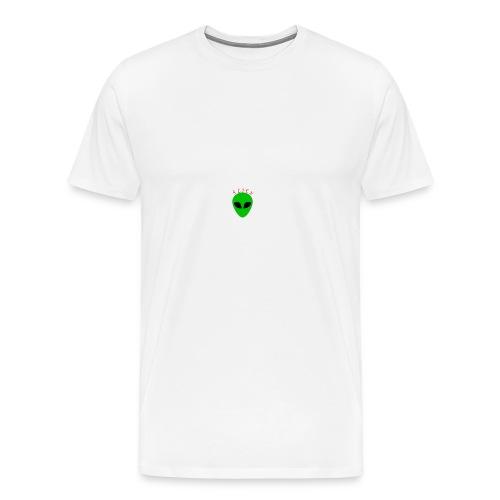 Logo_Alien - Maglietta Premium da uomo