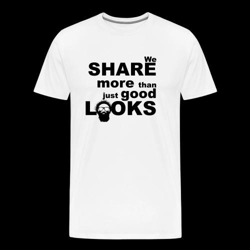 Wild Eskimos share more than just good looks - Männer Premium T-Shirt