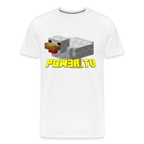 POW3R-IMMAGINE - Maglietta Premium da uomo