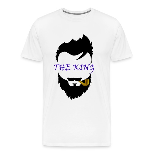 Bart T-shirt - Männer Premium T-Shirt