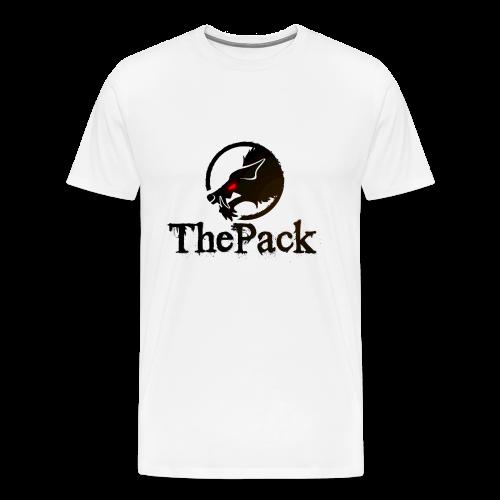 ThePack Logo klassisch - Männer Premium T-Shirt