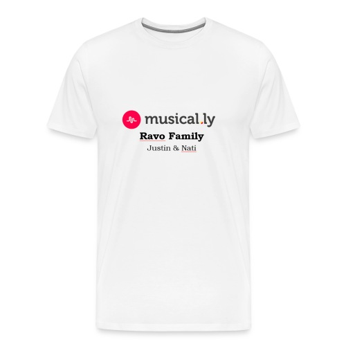 Ravo Family - Männer Premium T-Shirt
