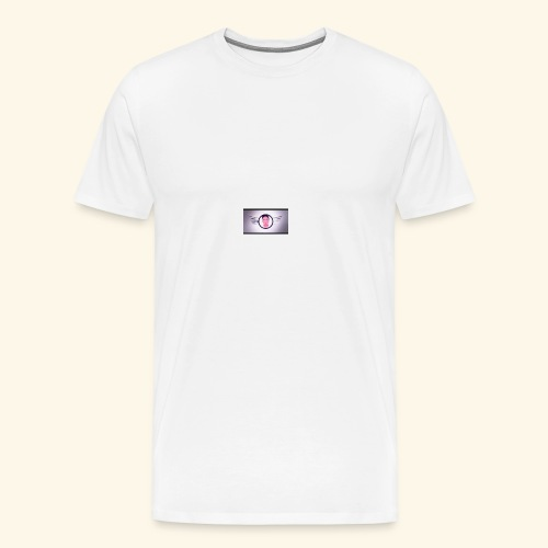 Mascotte YouTube - T-shirt Premium Homme
