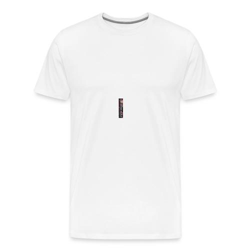 5/5S Cover - Herre premium T-shirt