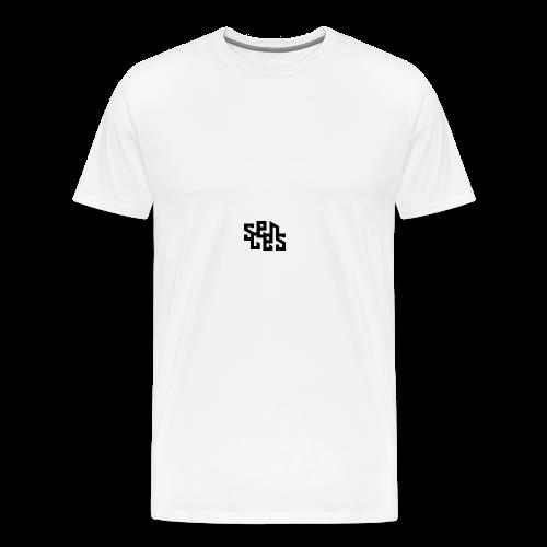 Sceens Baseball Shirt Kids - Mannen Premium T-shirt