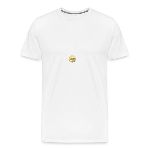 LIMITED MERCH - Premium-T-shirt herr