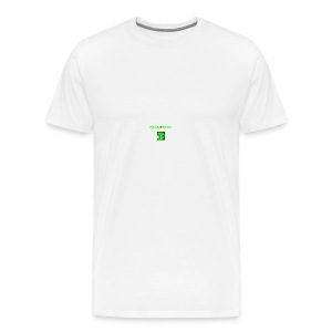 A mosquito hungry4games - Men's Premium T-Shirt