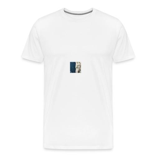 Half and Half Polignano - Maglietta Premium da uomo