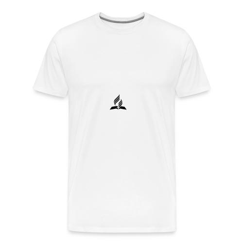 logoiasd - Camiseta premium hombre