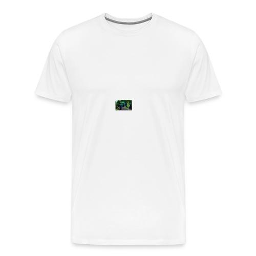 Minecraft - Männer Premium T-Shirt