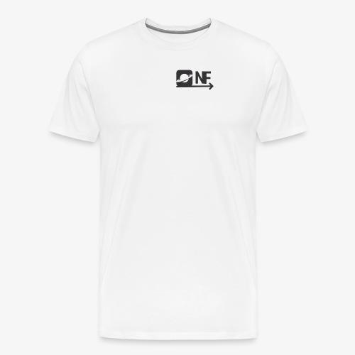 NerFuture +Planet SCHWARZ - Männer Premium T-Shirt