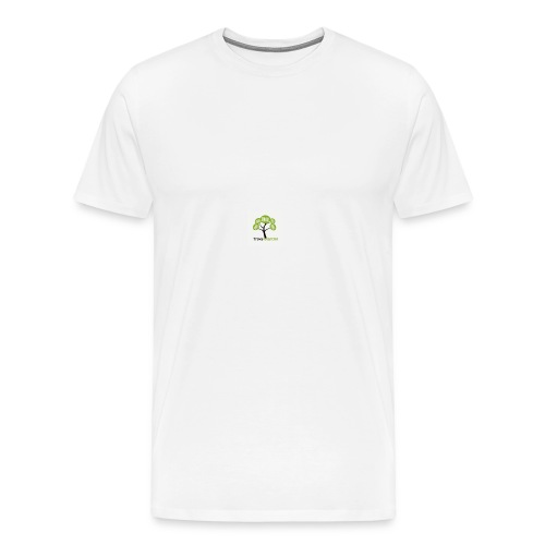 Solo logo trovavolantini - Maglietta Premium da uomo