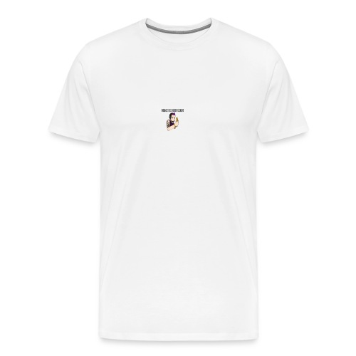 Wiimote warrior - Men's Premium T-Shirt