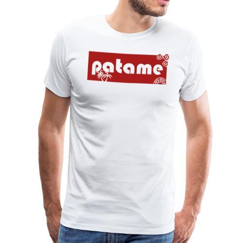 Patame ALOHA Old School - Männer Premium T-Shirt