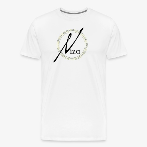 Niza Logo Camouflage - Männer Premium T-Shirt