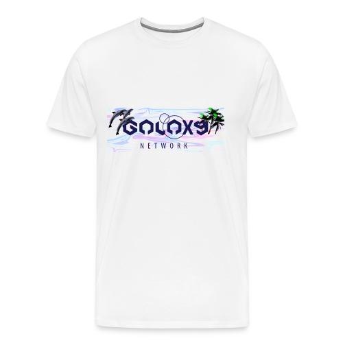 galaxy network bogo - Männer Premium T-Shirt