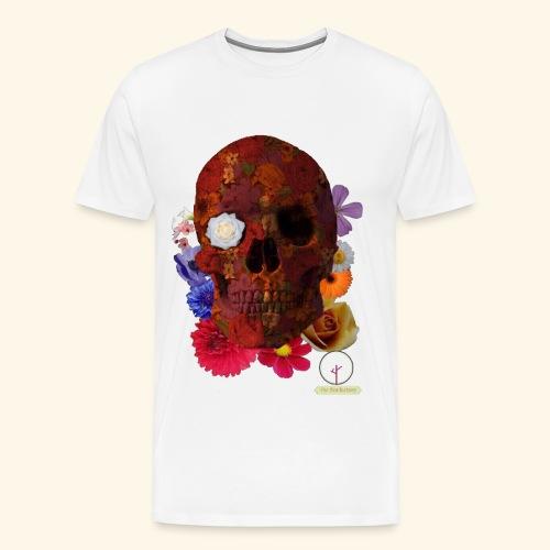 death flowers - T-shirt Premium Homme