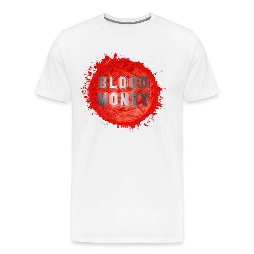 Blood Money - Men's Premium T-Shirt