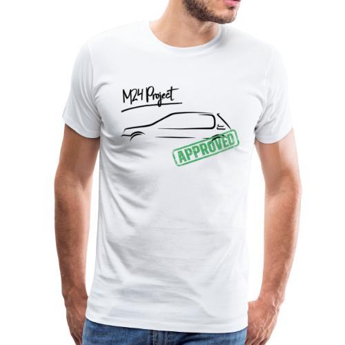 205 m24 project - T-shirt Premium Homme