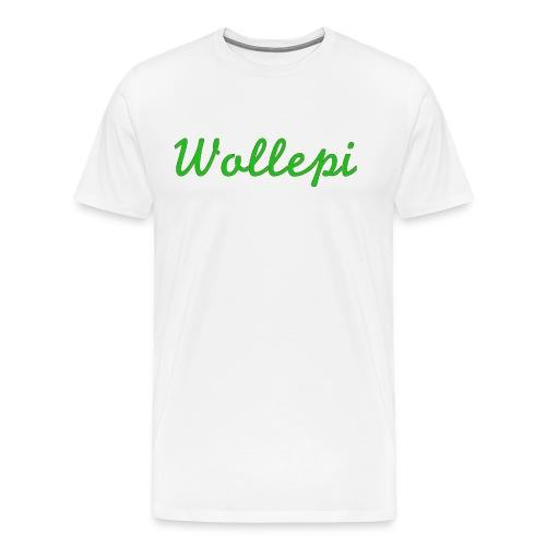 Wollepi - Männer Premium T-Shirt