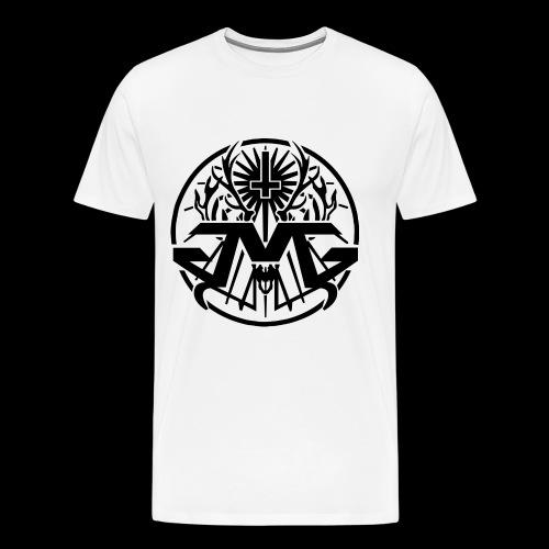 JMG Circle Logo - Männer Premium T-Shirt