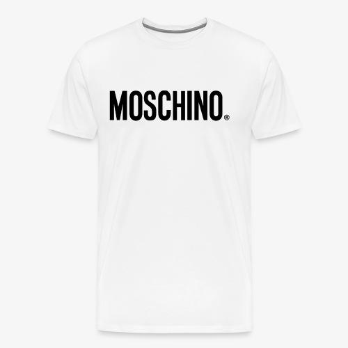 MOSCHINO - Camiseta premium hombre
