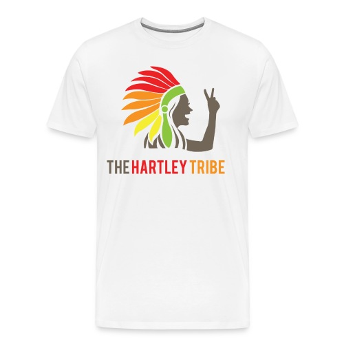 The Hartley Tribe - Männer Premium T-Shirt